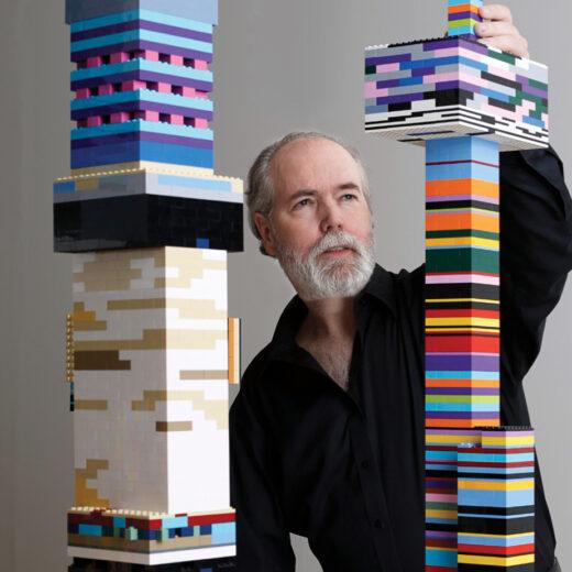 Kunstenaar Douglas Coupland: 'Het is me nog meegevallen, die toekomst'