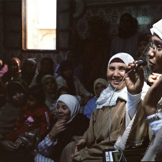 Tegen extremisme: vrouwelijke imams in Marokko
