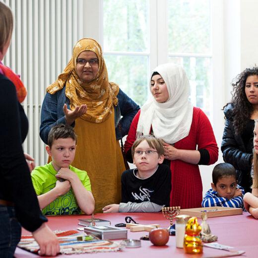 Vluchtelingen in Duitsland mogen gratis naar colleges en musea