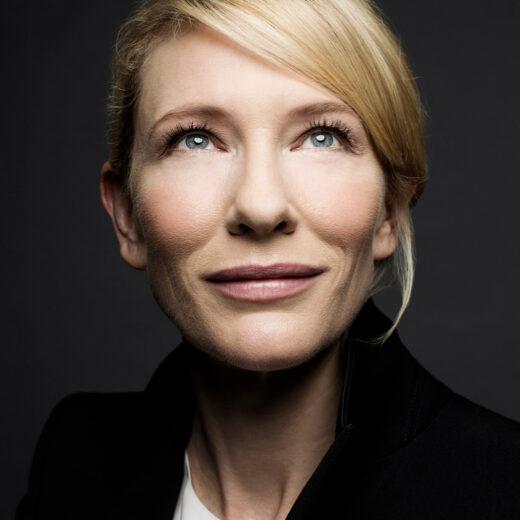 Cate Blanchett: deels extravert, deels muurbloempje