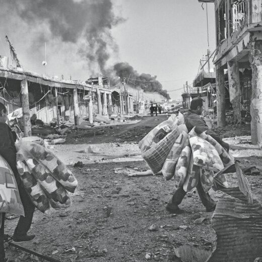 Terug naar Sinjar, nadat IS verdreven is
