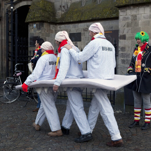 Moderne ongemakken: de carnavalstoerist