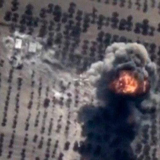 Waar en waarom de bommen op Syrië vallen weten we niet