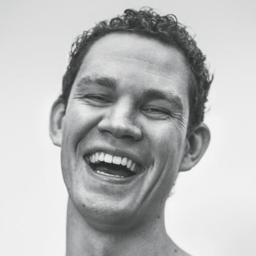 Tim Fransen laat je lachen, want wie lacht heeft het pas echt begrepen