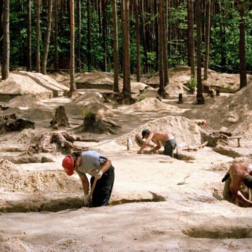 Het laatste tastbare bewijs uit Sobibor