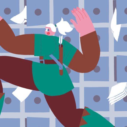 De Robin Hood van de wetenschap