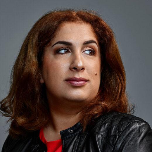 Beri Shalmashi filmt het Koerdische verhaal