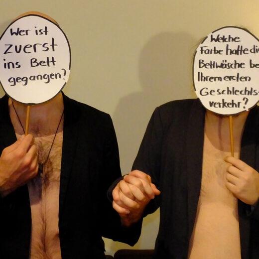 Trouwen uit solidariteit: geen schijn-, maar beschermhuwelijk