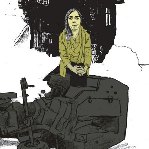 'Dit land haat de Koerden. dat besef doet pijn'
