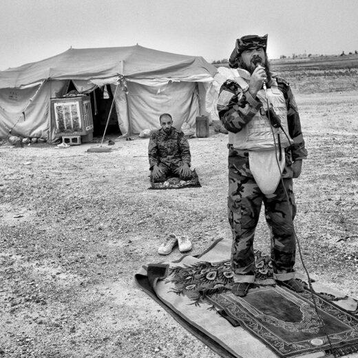 Doodsbang voor je bevrijders: de slag om Fallujah