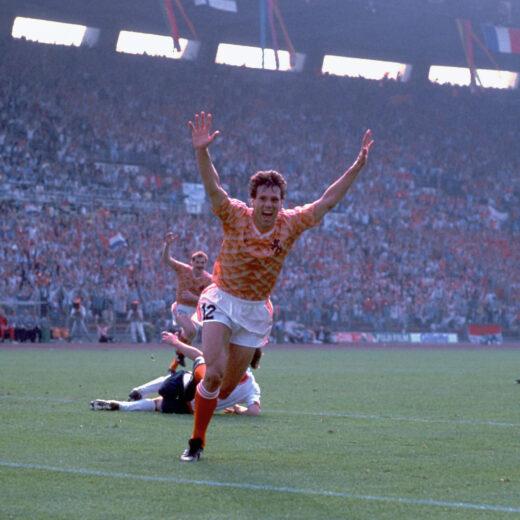 Zo keken de EK-winnaars in 1988 terug op hun beste momenten