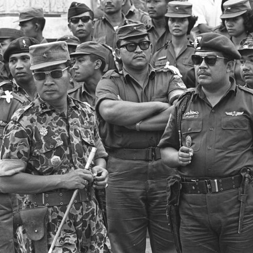 Hoe de ene couppoging (Indonesië, 1965) aan de andere doet denken (Turkije, 2016)