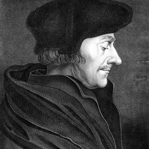 Hoe Erasmus tussen vorsten en vijanden laveerde