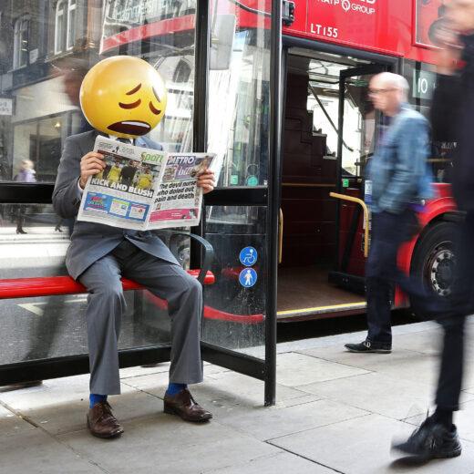 Zoek de juiste emoji bij het nieuws van vandaag
