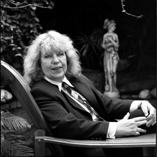 Helga Ruebsamen: 'Mijn herinneringen zijn als kraaien'