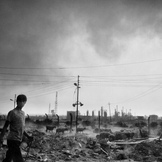 De slag om Mosul: burgers als menselijk schild in de vuurlinie