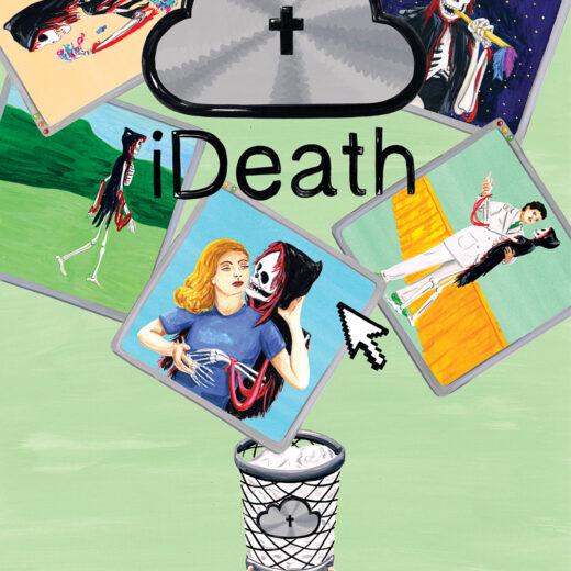 Hoe we de doden op het internet een plek kunnen geven