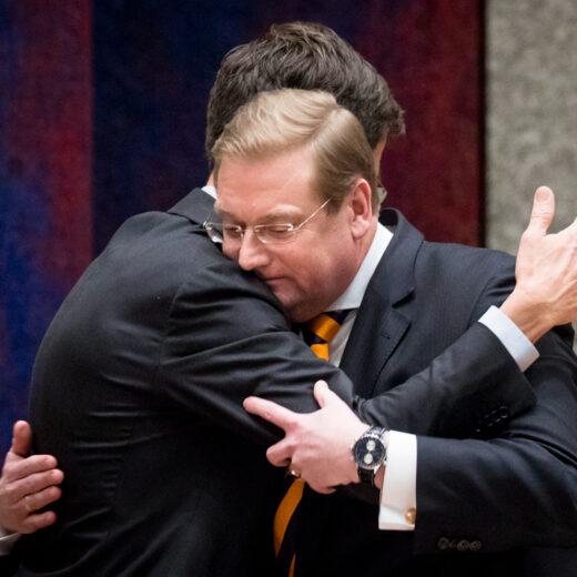 Hoe VVD'ers zichzelf in de nesten werken