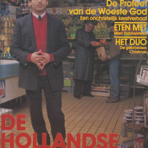 De Hollandse droom van de eerste generatie Marokkaanse gastarbeiders