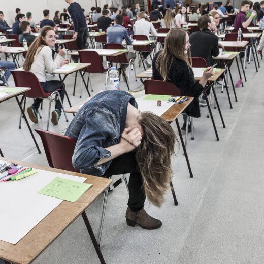 Perspectief van 'de vrouw die het eindexamen Nederlands verpestte'