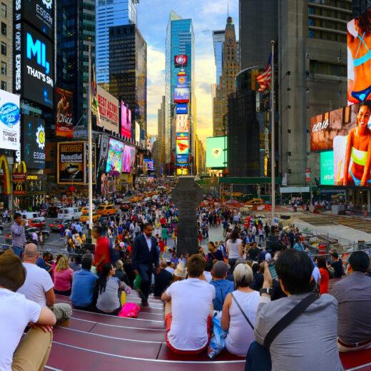 Een niet-aanslag aanslag op Times Square