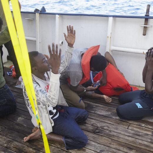 De échte onderhandelingen over migratiedeals verlopen ontzettend moeizaam