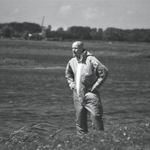 Dit is 'Henk the water guy', de Nederlander die de wereld leert niet te verzuipen