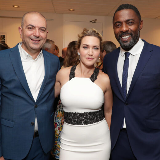 De Hollywoodfilm van Hany Abu-Assad, met Kate Winslet, is af