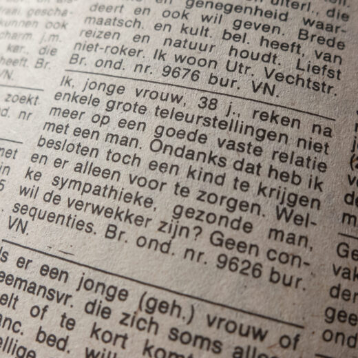 Zaaddonor gezocht: ik ben geboren door een advertentie in Vrij Nederland