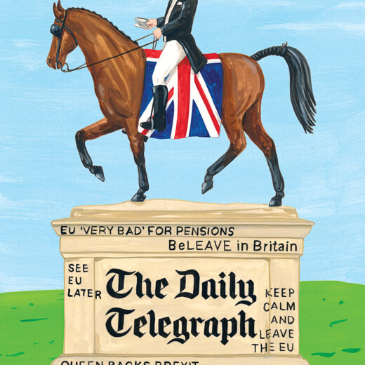 Joris Luyendijks afscheidsbrief aan Engeland