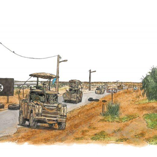 De missie in Mali: nog lang niet klaar