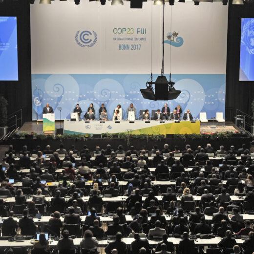 Op de klimaattop in Bonn moeten plannen in daadkracht worden omgezet (maar wat gaat het langzaam...)