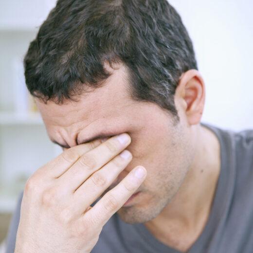 Mogen mannen in het openbaar huilen?