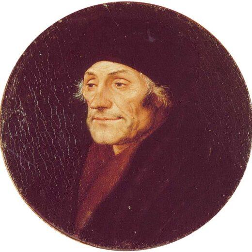 Erasmus wilde zo graag neutraal en onpartijdig zijn, maar kon het tegenspreken niet laten
