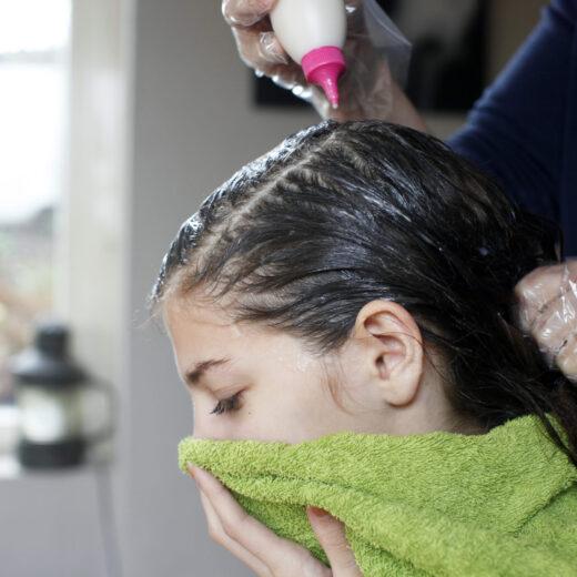 Voor volwassenen is hoofdluis onnodig vernederend