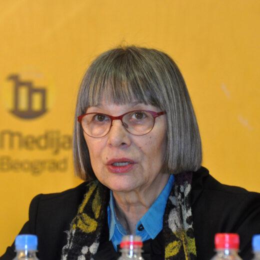 Nobelprijsnominatie voor Servische activist Natasa Kandic:  'Niemand hoort graag over de misdaden van zijn eigen volk'