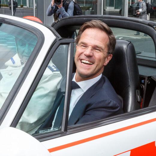 Hoe Vrrroempartij VVD het rekeningrijden taboe houdt
