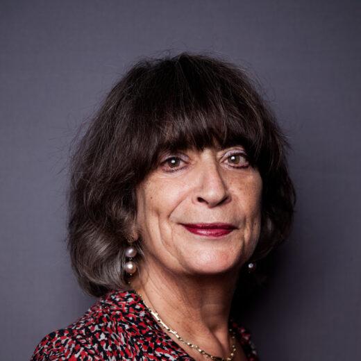 Evelien Gans (1951-2018): 'Achter racisme en vrouwenhaat duikt ook altijd weer antisemitisme op'