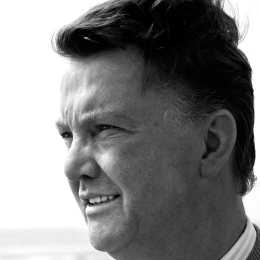 Portret van Louis van Gaal: 'Heb ik soms ongelijk?'