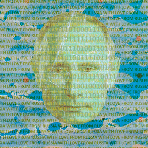 Macht op vrijdag: We zijn niet in oorlog met Rusland, minister Bijleveld