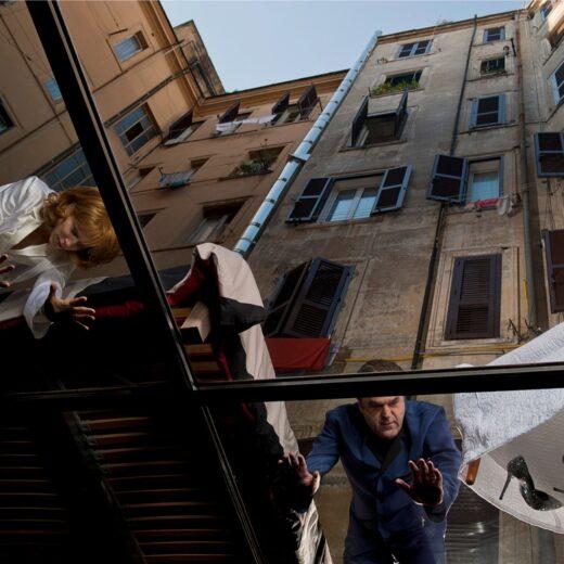 Bernardo Bertolucci (1940-2018): 'Ik ben een slachtoffer van Freud'