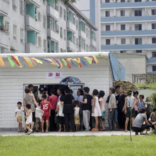 In Noord-Korea is vrije handel verboden (maar is er tóch een zwarte markt)