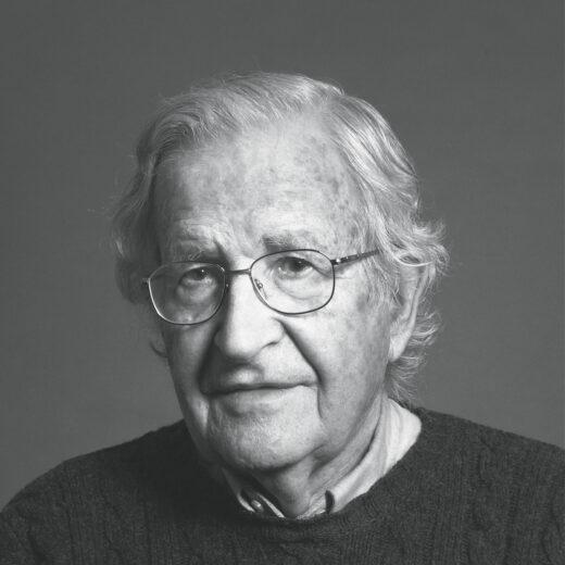 Noam Chomsky is 90, maar heeft nog altijd de idealen die hij had als tiener