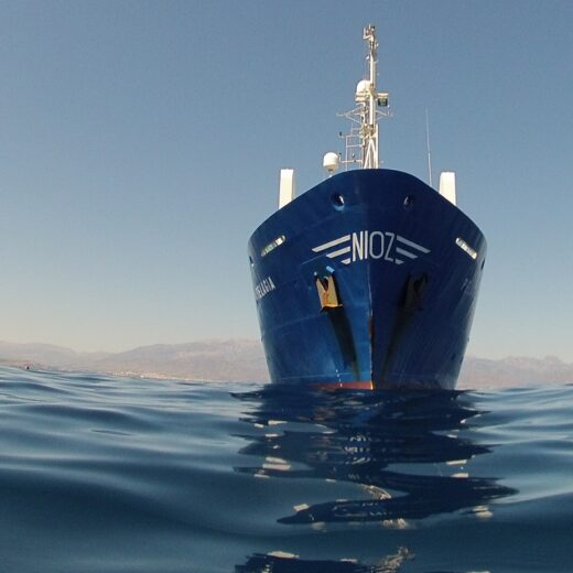 Tommy Wieringa op zee: 'Hier kun je je nog alleen op de wereld wanen'