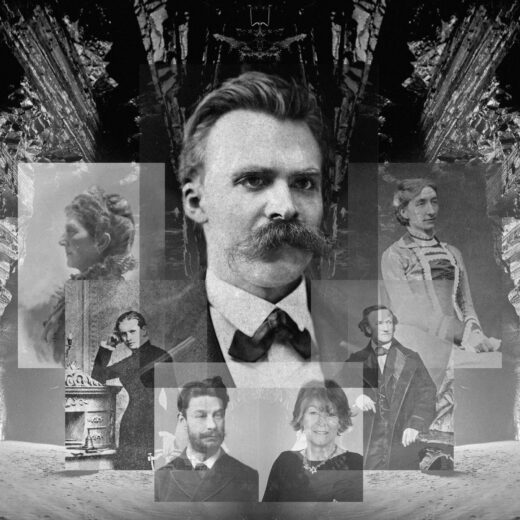 Literaire Kroniek: Nietzsche de filosoof kennen we, maar hoe was hij als mens?