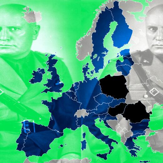 Macht op vrijdag: In de Europese Unie begint zich een schisma van waarden af te tekenen
