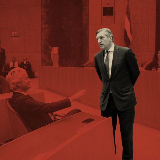 Macht op vrijdag: Populisme bedrijven is het midden verliezen