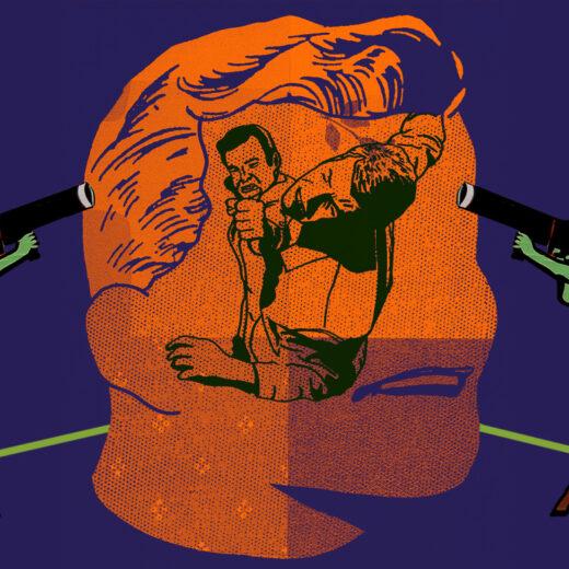 Macht op vrijdag: Hoe het moddergooien van politici ons afleidt van de echte kwesties
