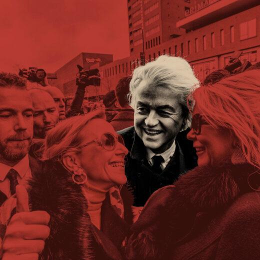 Macht op vrijdag: Zelfs de PVV heeft nu de stille meerderheid ontdekt