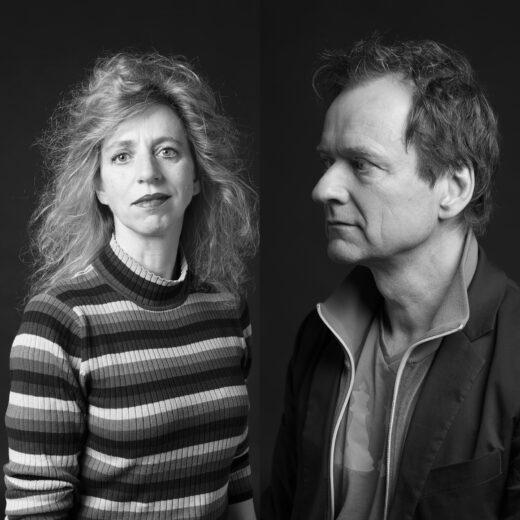 Schrijversstel Frank Westerman en Suzanna Jansen: 'We zijn elkaars scherpste criticus'